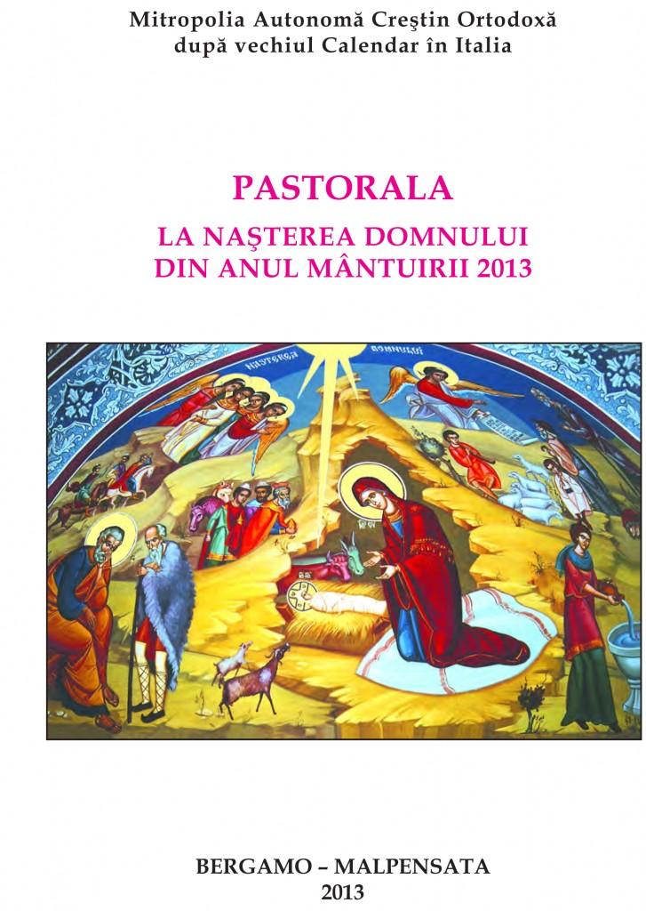 Pastorala Nasterea Domnului (2013)-1
