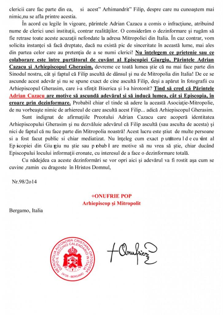 COMUNICAT DE PRESA pag 2