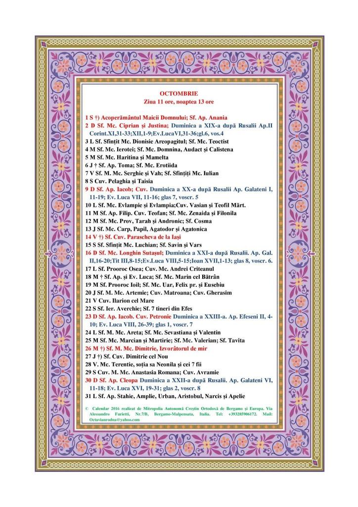 Calendar Ortodox Iunie 2016 | Calendar Template 2016