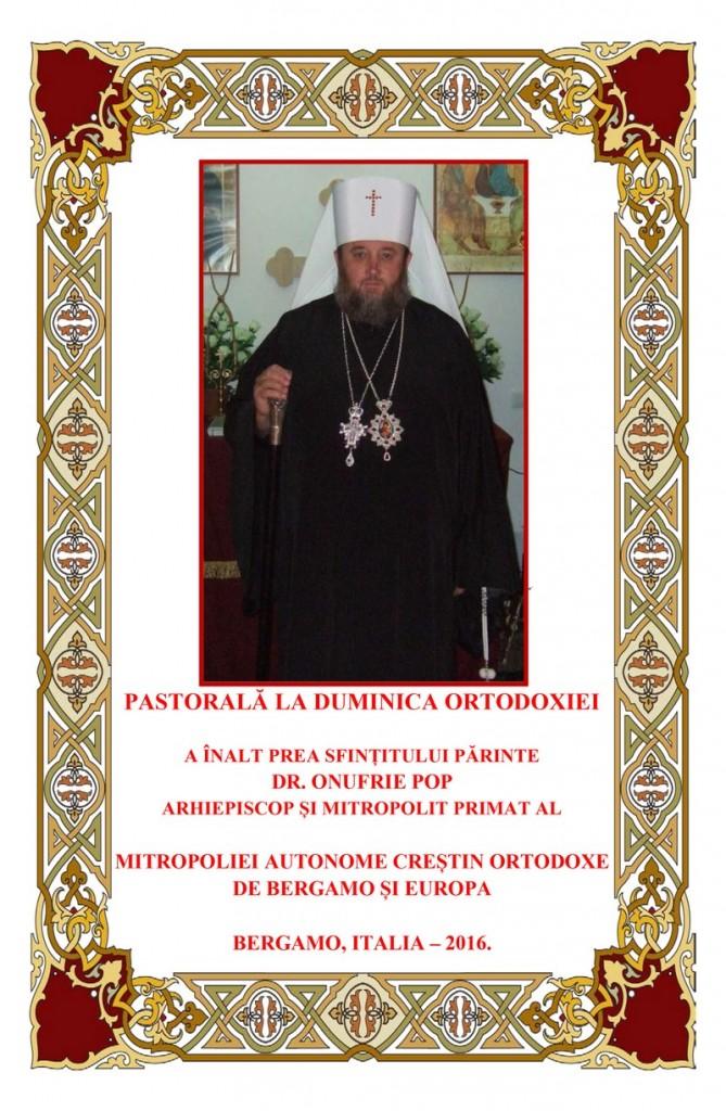 Pastorala 2016 - 1