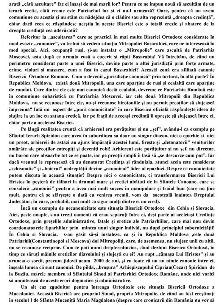 SCRISOARE DESCHISA-3